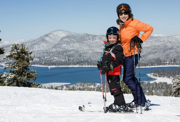12 Places LA Families Can Drive To Pretend It's Winter