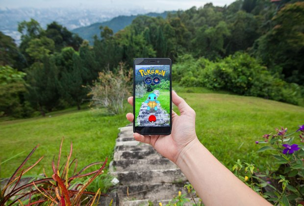 Hiking Games for Kids That Turn Walks into Adventures: Pokemon Go