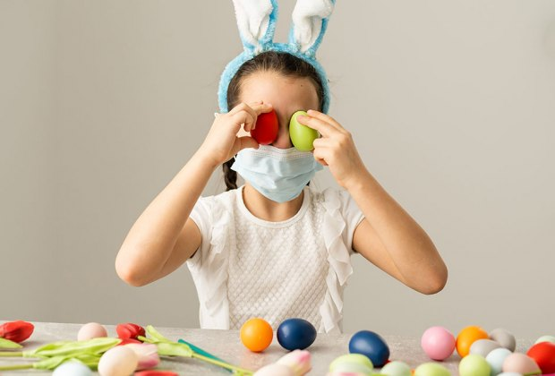 Easy Easter Crafts for Kids: Fun crafts help kids get ready for Easter.