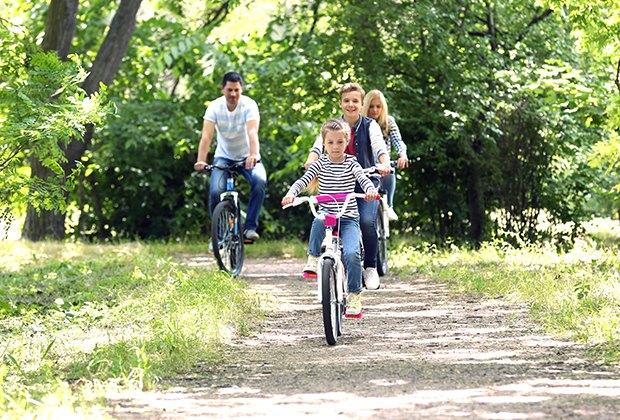 Family-Friendly Bike Trails Around Boston | MommyPoppins