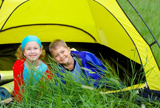 10 Great Family Campgrounds in and Near Westchester