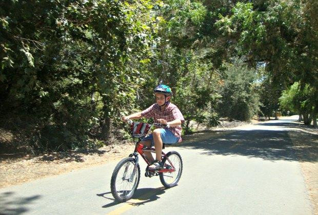 FREE Things Kids Can Do in LA: Take a bike ride