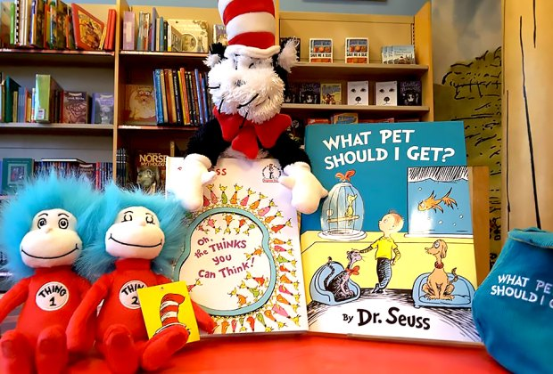 Storytime and activities celebrating Dr. Seuss are being held at various B&N  locations this weekend. Photo courtesy of the store