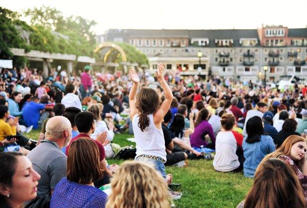 Music meets seafaring at Harborfest! Photo courtesy of Boston Harborfest