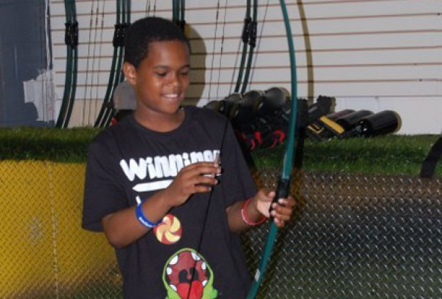 Indoor Extreme Sports Paintball And Laser Tag Opens On