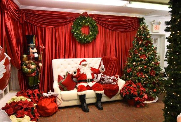 Milleridge Inn Christmas Village 2018.Best Breakfast With Santa On Long Island In 2019