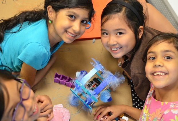Spotlight on STEM Programs for Kids in NYC | MommyPoppins