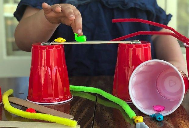 25 STEM Activities Easy Enough for Preschoolers