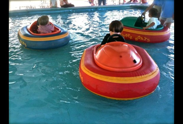 Per Boats At Bromley Adventure Park Kid Zone