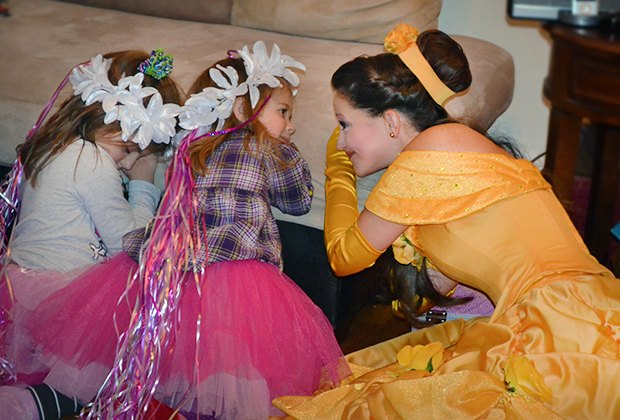 my fairytale party services that come to you