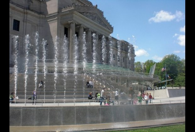 The grown-up Brooklyn Museum has lots of great programs for families