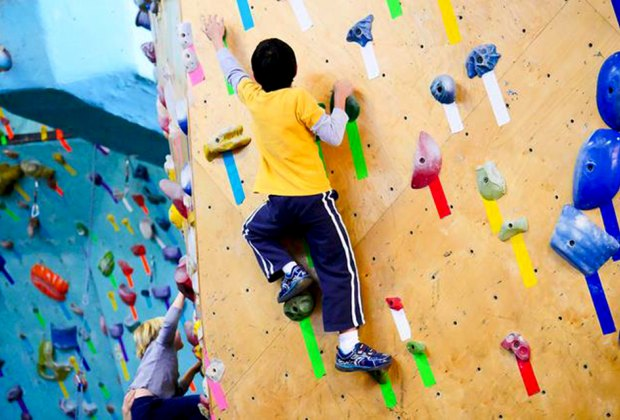 14 Brooklyn Gym Party Spots for Kids   MommyPoppins - Things