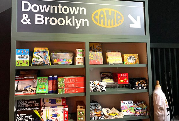 Downtown Brooklyn is getting more kid-friendly with the addition of a new CAMP store and play space. Photo by Jody Mercier