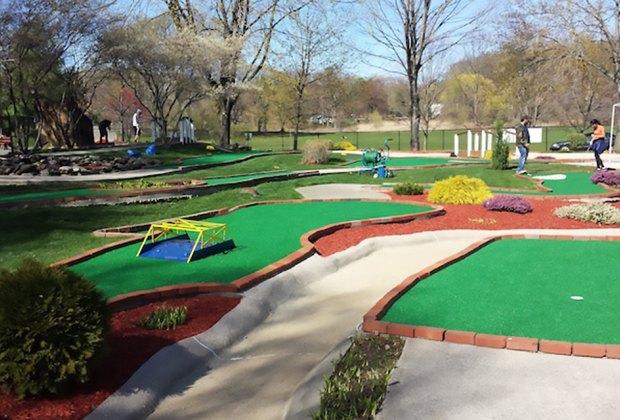 Mini Golf with Westchester Kids: Top Putt-Putt Spots