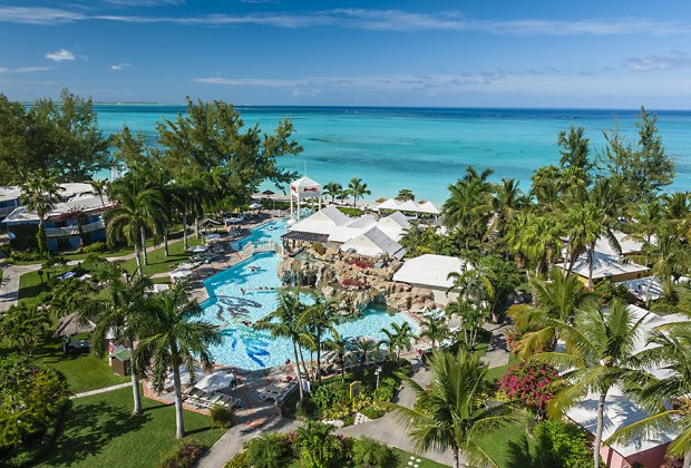 All the details are taken care of for families at Beaches Turks and Caicos.