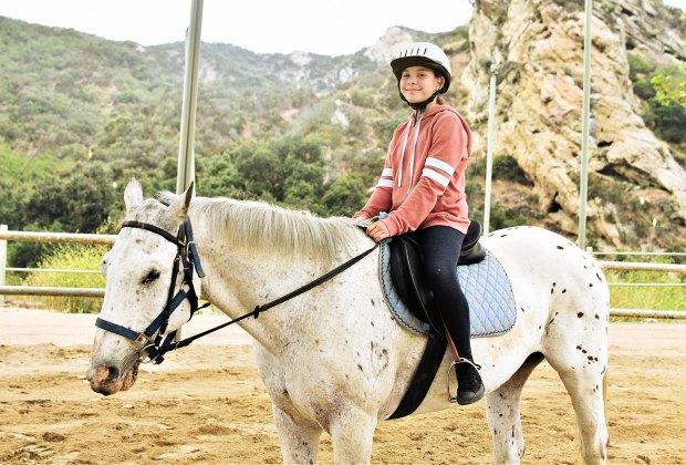 horseback riding camp cali
