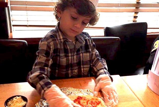 California Pizza Kitchen In Huntington Long Island