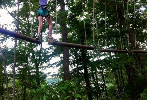 Treetop Adventure at Camelback Mountain Adventures