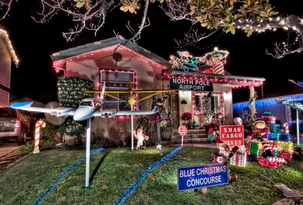 Best Christmas Lights And Awesomely Decorated Homes Around