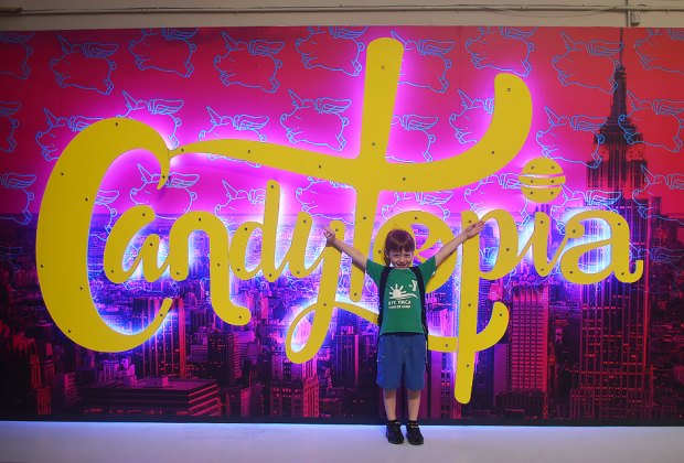 Immersive candy museum Candytopia is every sweet tooth's dream come true.