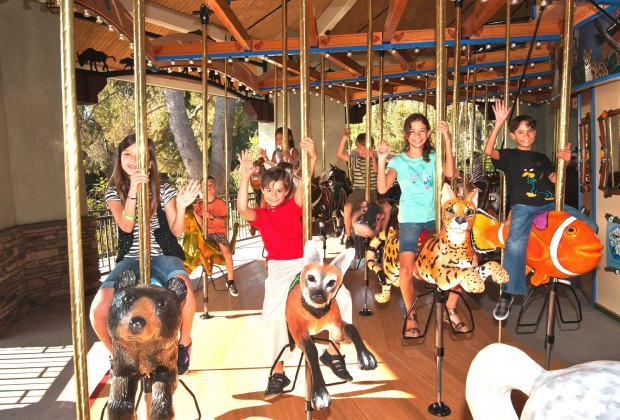 Secrets of the LA Zoo: Tom-Mankiewicz-Conservation-Carousel