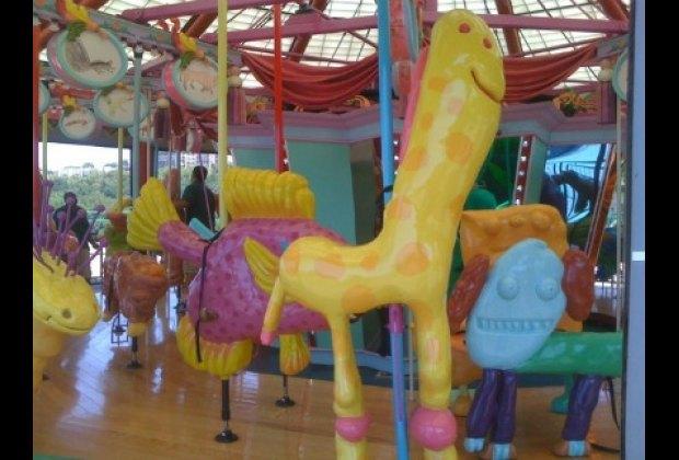 Totally Kid Carousel