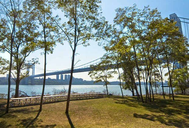 Ross Dock Picnic Area in the Palisades.