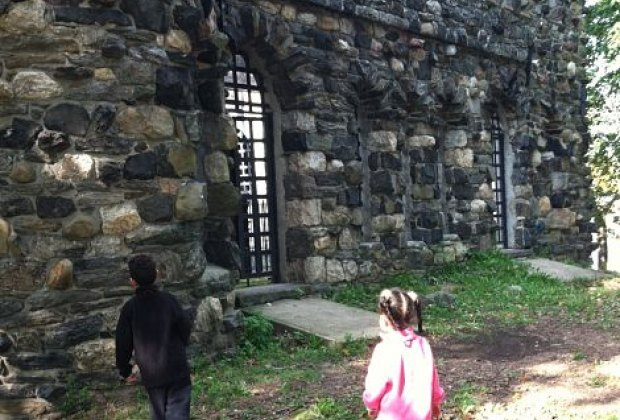 My kids loved the castles!