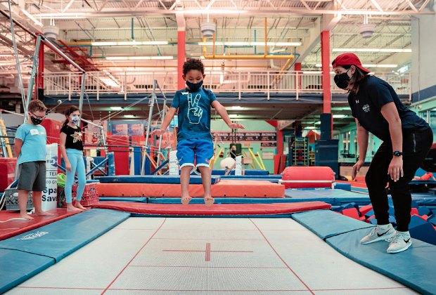Indoor fun. Photo courtesy of Chelsea Piers CT