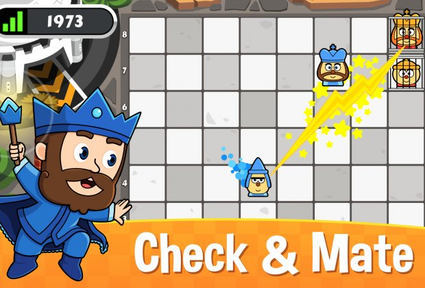 Online Chess Games Kids Can Play: ChessMatec