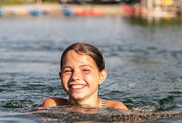 Lake Resorts in the Midwest for Family Summer Getaways: Gordon Lodge