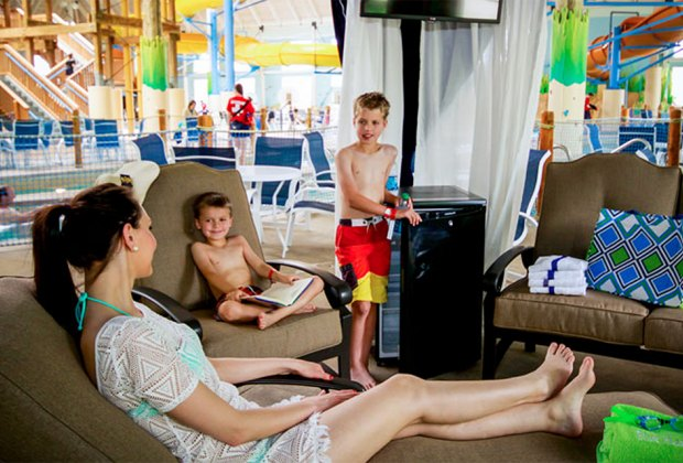 Lake Resorts in the Midwest for Family Summer Getaways: Blue Harbor Resort
