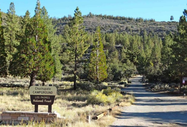 Last Minute Campgrounds in Southern California: Chuchupate Campground