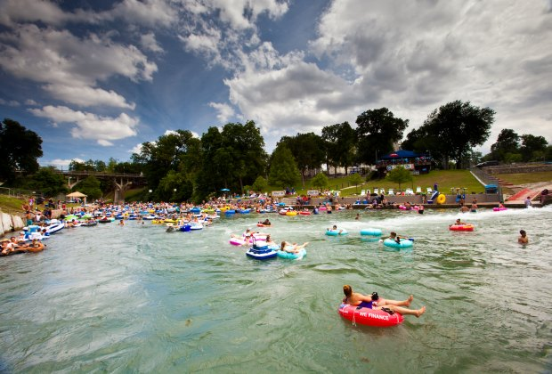 Coolest Rivers in Texas for Kid-Friendly Floating & Tubing