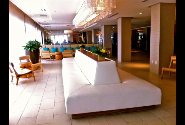 Hilton Clearwater Beach Lobby