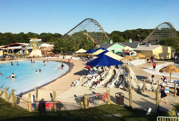 Great Amusement Parks for Preschoolers and Toddlers in New