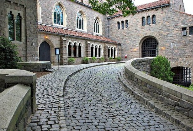 Travel back to medieval Europe at the Cloisters, the Metropolitan Museum's branch dedicated to the era's art and architecture