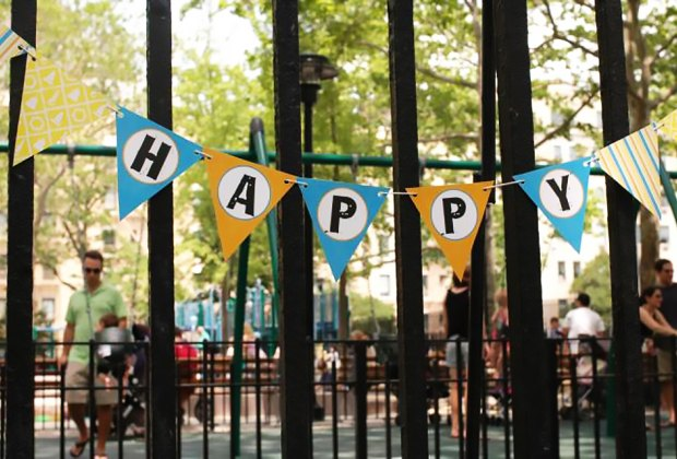 NYC parks are great budget spot to host a birthday party. Photo courtesy of NYC Parks