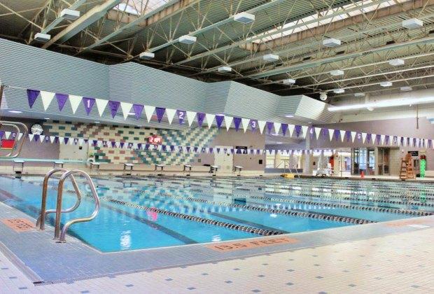 Photo courtesy of Cornerstone Aquatic Center