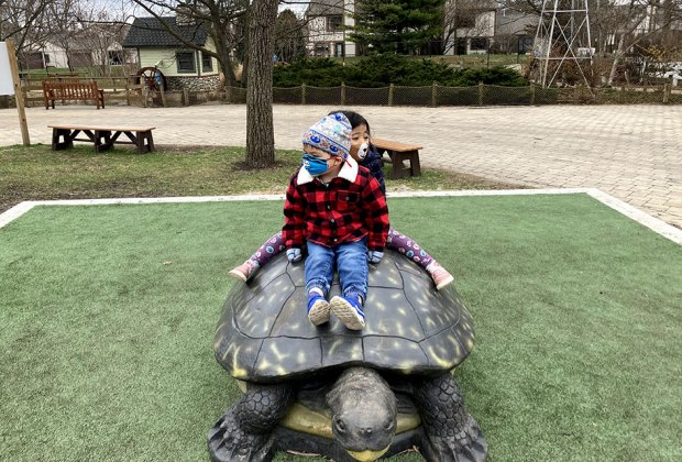 The Best Zoos and Aquariums for Chicago Kids: Cosley Zoo