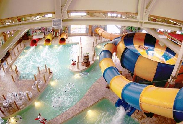 Weekend Getaway: Make a Splash at Great Wolf Lodge, Poconos