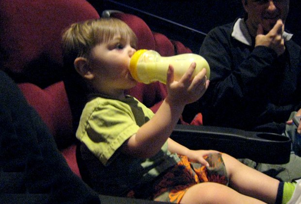 Cry Baby Matinee: Going to the Movies with a Baby in NYC ...