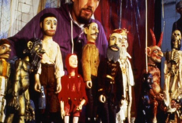Czechoslovak-American Marionette Theatre at La MaMa Kids