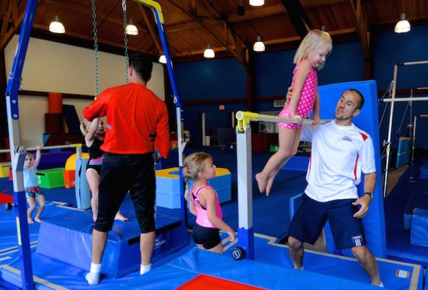 Where to Take Gymnastics Classes in Fairfield County