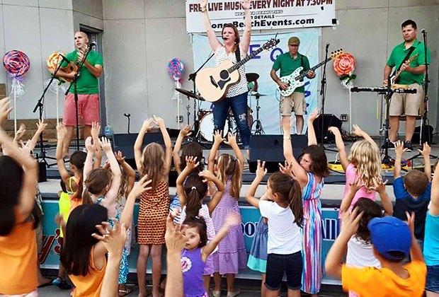 Jones Beach Bandshell Free Concerts