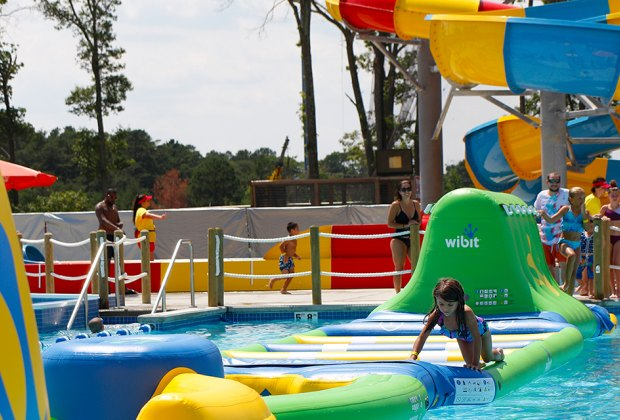 Diggerland's New Water Park
