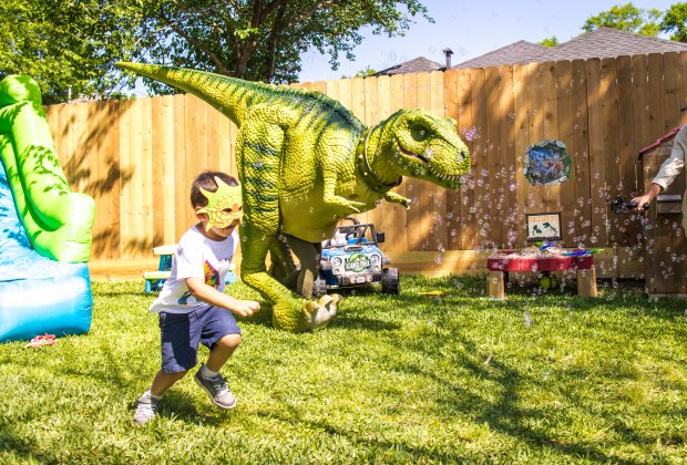 OneofaKind Birthday Party Ideas for Houston Kids MommyPoppins