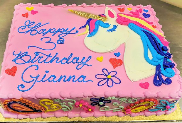 A Dozen Amazing Birthday Cake Bakeries for LI Kids