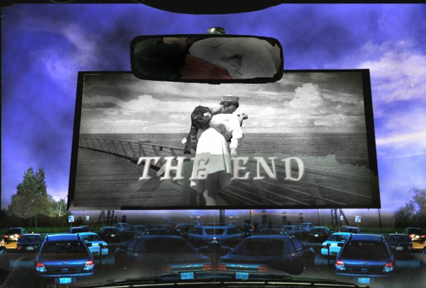 Drive in the end edit
