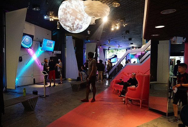 Immerse Yourself in Another Dimension at VR World in Midtown
